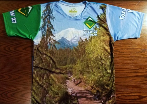 Crew 27 T-Shirt Purchase