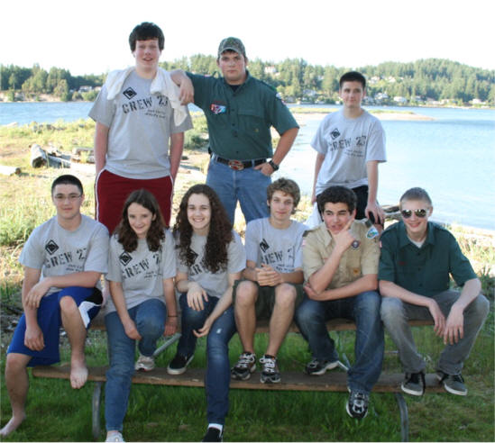 Venture Crew 27 - Fox Island and Gig Harbor, WA